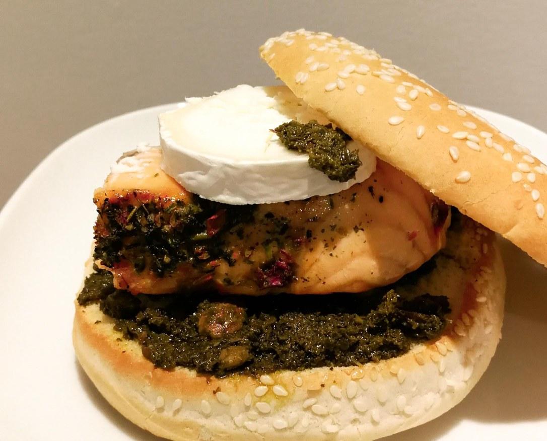 Recettes de burger sains et gourmands